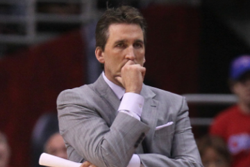 If L.A. Clippers Lose in 1st Round, Vinny Del Negro Has to Go