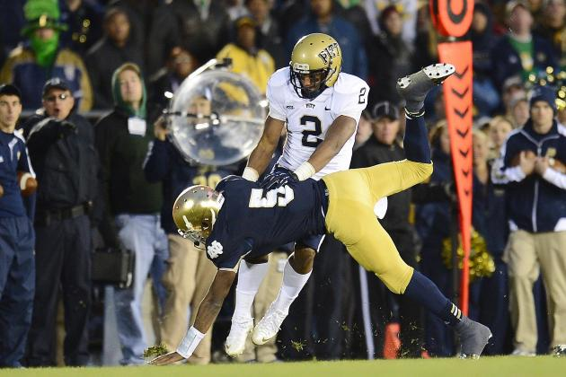 Checking in with Pitt DB K'Waun Williams