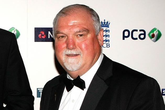 Former England Captain Mike Gatting Named New President Of...