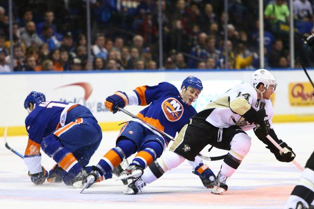 NHL: No Hearing for Isles' Reasoner After Kneeing Jokinen