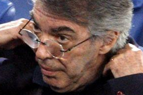 Moratti Fined €20K for Ripping Refs