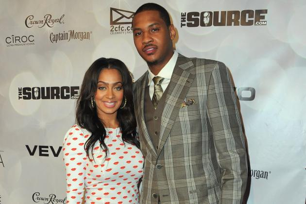 Carmelo Anthony's Wife Lala Vazquez Calls out Jordan Crawford on Instagram