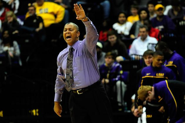 LSU Basketball Recruiting Class Tabbed No. 9 in the Country