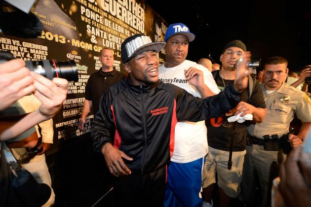 Guerrero vs. Mayweather: Experts Share Their Thoughts on Upcoming Megafight