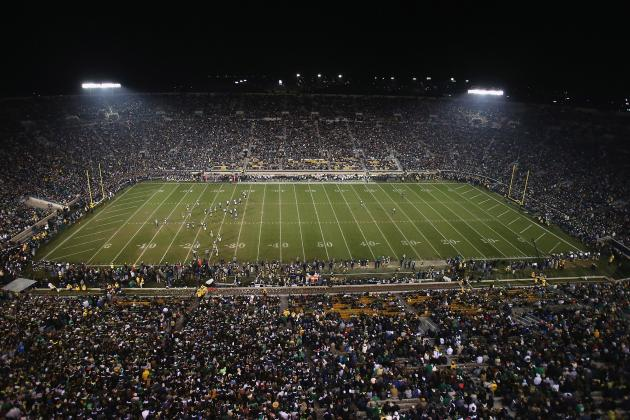 Notre Dame Unveils Proposed Plans for Stadium Expansion