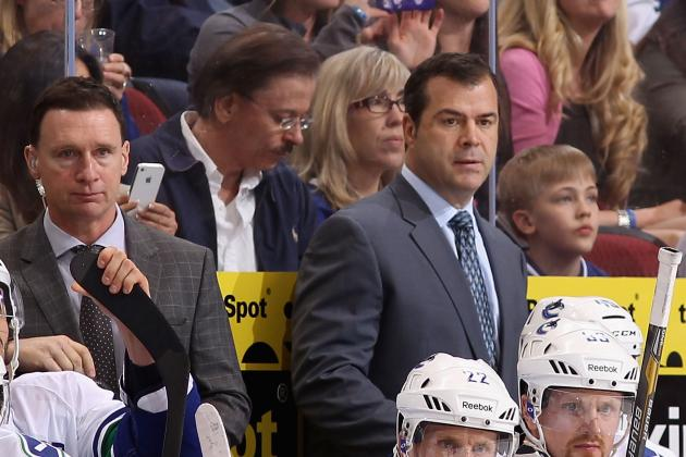 San Jose Sharks: Vigneault's Cheating Accusations Show Canucks' Desperation
