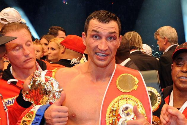 Wladimir Klitschko vs. Francesco Pianeta: Fight Time, Date, Live Stream, TV Info