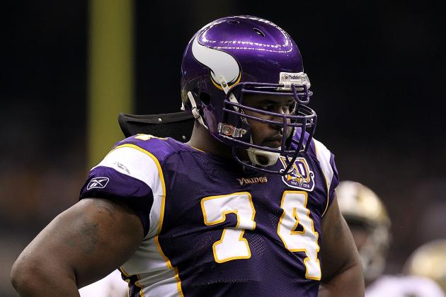 Ravens Agree on 2-Year Deal with Bryant McKinnie