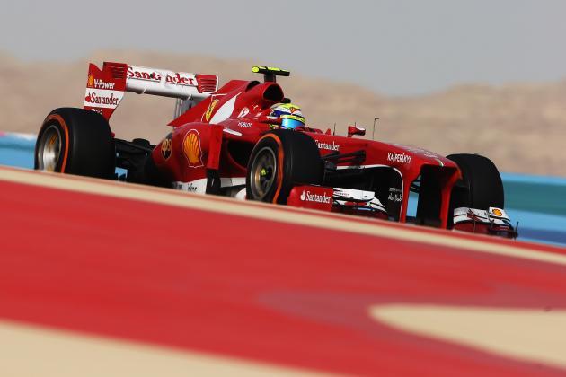 Felipe Massa Eyeing Return to Fight at Front of Grid