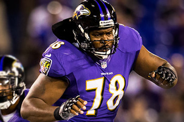 Ravens Reach Two-Year Agreement with Bryant McKinnie
