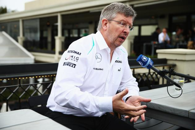 Ross Brawn Warns Against Radical Change at Mercedes