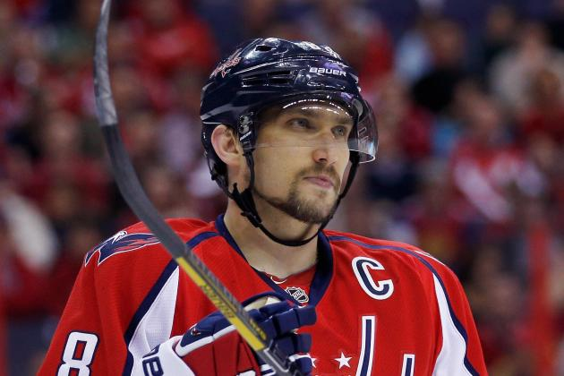 Ovechkin's Amazing Regular-Season Rebound Prompts Same Old Playoff Questions