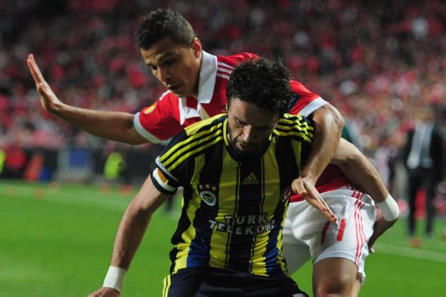 Benfica vs. Fenerbahce: Score, Grades and Post-Match Reaction