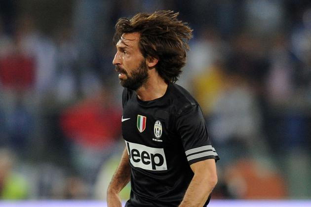 Andrea Pirlo to retire from international football after 2014 World Cup