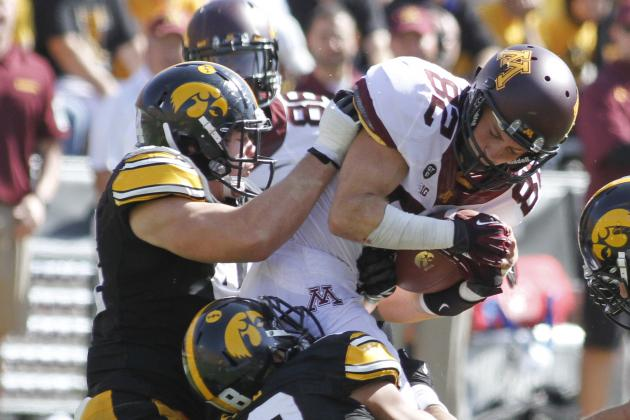 Gophers Spring Position Breakdown: Wide Receivers and Tight Ends