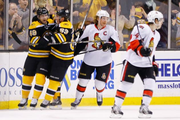 Bruins Ready for Nasty Sequel to Game 1