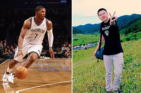 There's a Joe Johnson Fan Club in China with Nearly 500 Members
