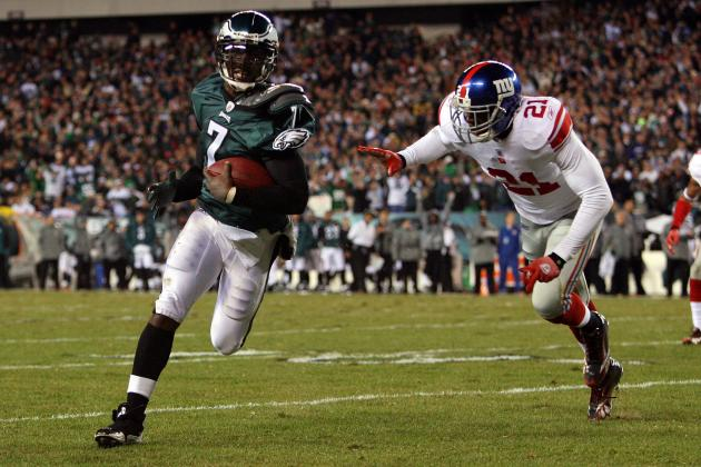 Michael Vick's Race Against LeSean Mccoy Proves He's Still a Dangerous Player