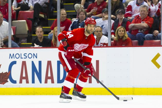 Bertuzzi Brings Experience, Size, Good Hands and Fresh Face to Lineup for Game 2