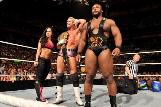 Big E. Langston Should Go After United States Championship