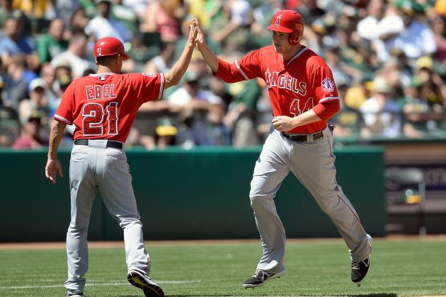 Baserunning Gaffes Nearly Hamstring Angels