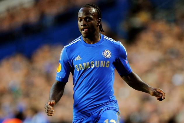 Chelsea FC: Victor Moses Finding His Niche in Europa League?