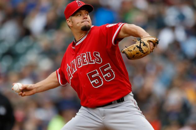 Blanton Looks to Build Momentum vs. O's