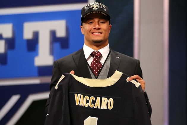 What Should the New Orleans Saints Do with Kenny Vaccaro?