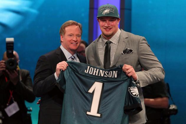 Projections for the Philadelphia Eagles Rookie Class