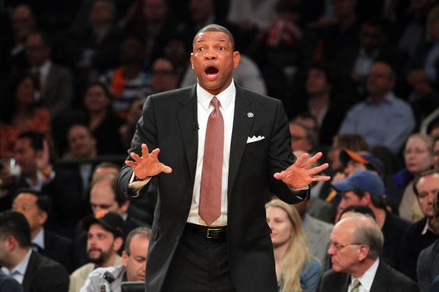 Is This Boston Celtics Team Doc Rivers' Best Coaching Job to Date?