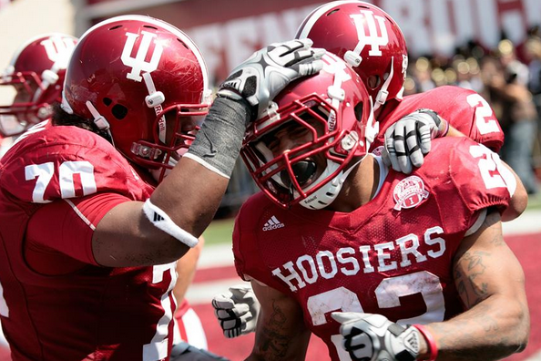 For IU Football, It's Better to 'sic' Than 'whoa'