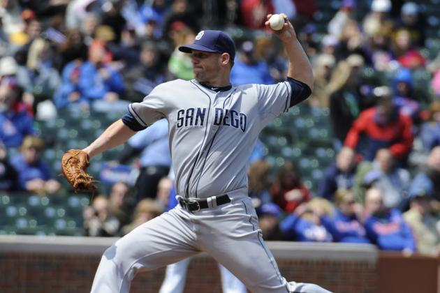 Padres Steal Win in Comeback, Beat Cubs 4-2