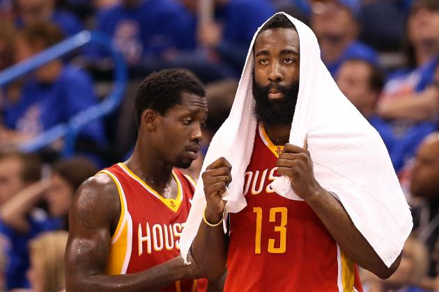 Harden Has Strep Throat But Is Expected to Play
