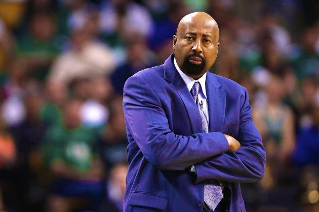 Mike Woodson Wasn't the Biggest Fan of New York Knicks' All-Black Wardrobe