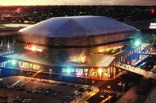 Pelicans Actively Trying to Secure Naming Rights Deal for New Orleans Arena