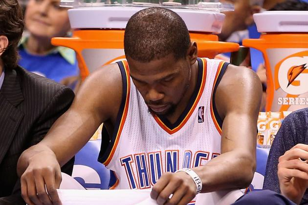 Royce White Taunting Kevin Durant Will Do Nothing to Slow Down Thunder Star
