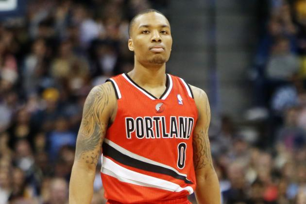 Lillard After Winning Rookie of the Year: 'I Want to Do a Lot More'