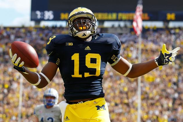 Michigan Football: Wolverines' Strength at TE Can Dominate in 2013 and Beyond