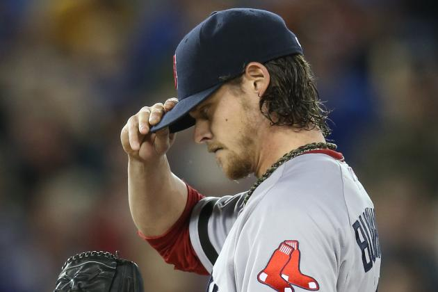 Clay Buchholz Accused of Cheating by Toronto Blue Jays Announcer