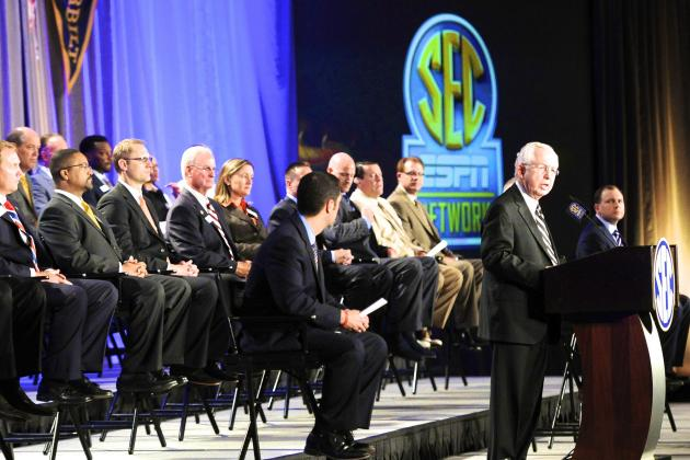 What the SEC Network Means for the Future of the Conference