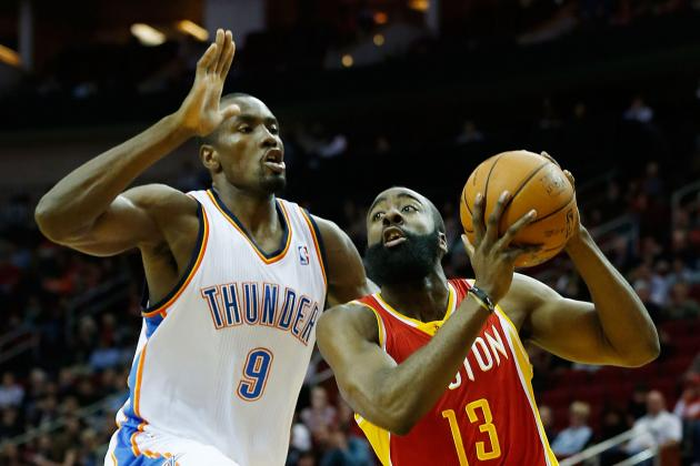 Did OKC Thunder Make Wrong Decision Choosing Serge Ibaka over James Harden?