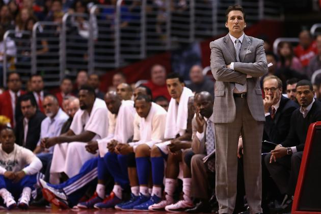NBA Playoffs 2013: Coaches Under the Most Pressure to Advance to Round 2