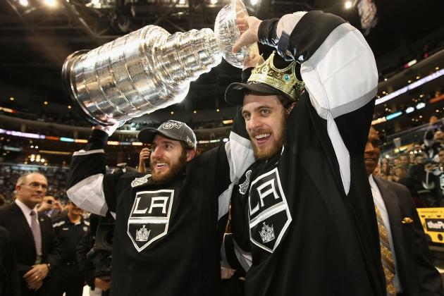 Was Los Angeles Kings' Incredible 2012 Title Run an Outlier or Part of a Trend?