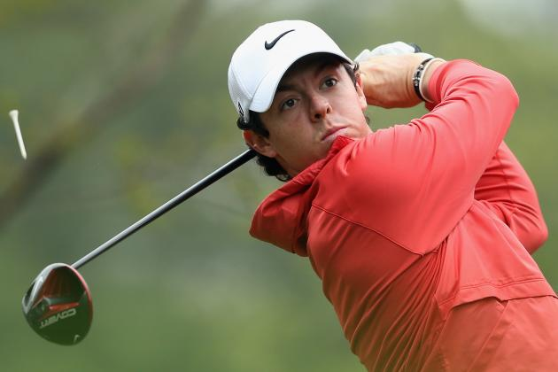 McIlroy Shares Lead at Quail Hollow