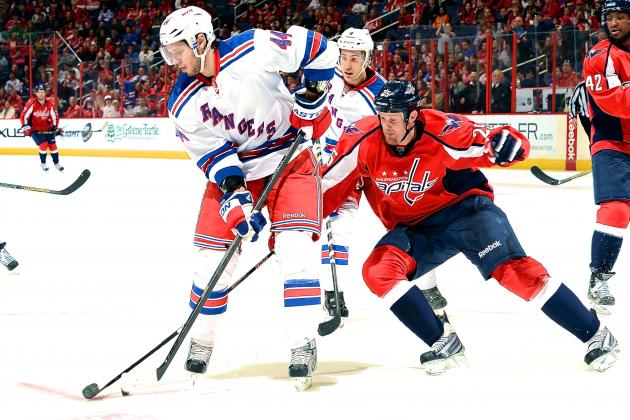 New York Rangers vs. Washington Capitals: Live Score, Updates and Analysis