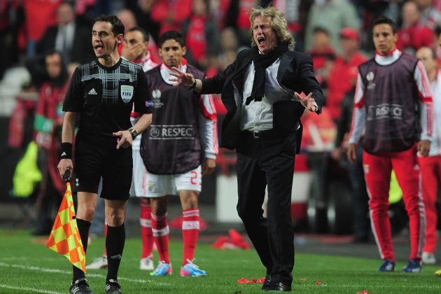 Europa League Semifinal: Benfica Demonstrate Character and Advance to Amsterdam