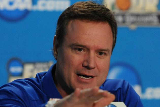 KU Men's Basketball Releases Nonconference Schedule