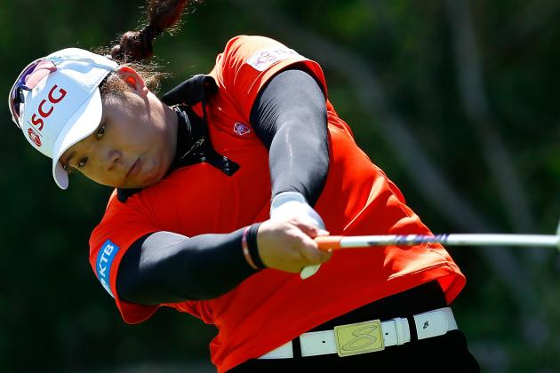 17-Year-Old Jutanugarn Leads LPGA at Kingsmill