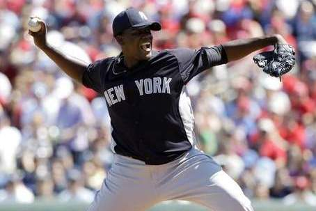 Cashman Confirms Pineda Hit Mid-90s in Extended Spring Training Outing