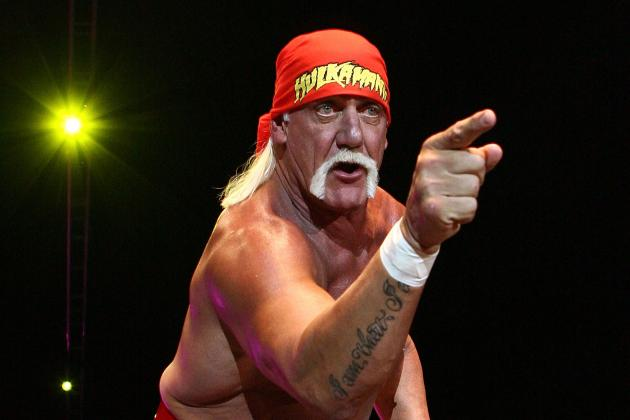 Hulk Hogan to Wrestle for TNA Once Again?
